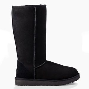 UGG Classic Tall Boot in Black